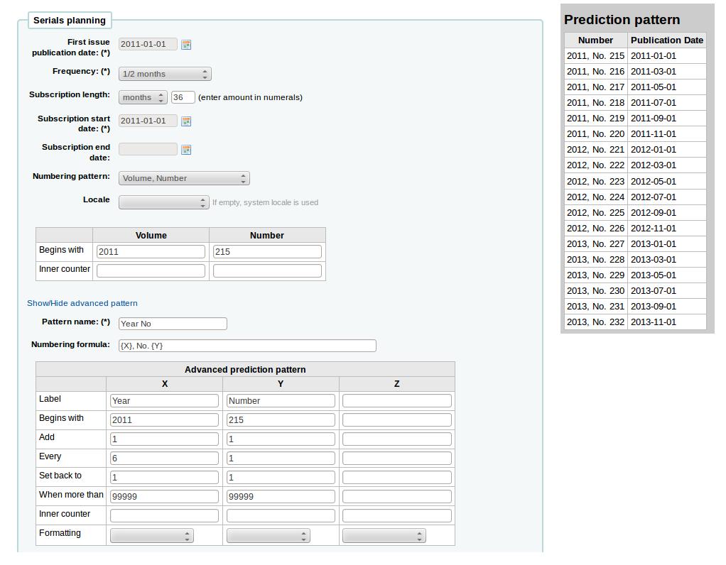 Web Services — Koha Manual 17.05 documentation